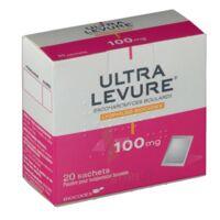 Ultra-levure 100 Mg Poudre Pour Suspension Buvable En Sachet B/20 à ROCHEMAURE