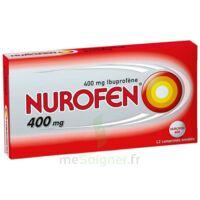 Nurofen 400 Mg Comprimés Enrobés Plq/12 à ROCHEMAURE