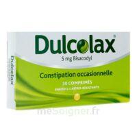 Dulcolax 5 Mg Comprimés Enrobés Gastro-résistants Plq/30 à ROCHEMAURE