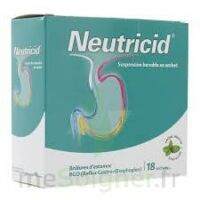 Neutricid Susp Buv En Sachet 18sach/20ml à ROCHEMAURE