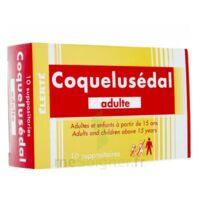 Coquelusedal Adultes, Suppositoire à ROCHEMAURE