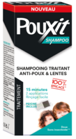 Pouxit Shampoo Shampooing Traitant Antipoux Fl/200ml+peigne à ROCHEMAURE