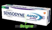 Sensodyne Rapide Pâte Dentifrice Dents Sensibles 75ml à ROCHEMAURE
