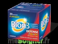 Bion 3 Défense Junior Comprimés à Croquer Framboise B/30 à ROCHEMAURE
