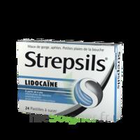 Strepsils Lidocaïne Pastilles Plq/24 à ROCHEMAURE