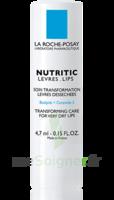 Nutritic Stick Lèvres Sèche Sensibles 2 Etui/4,7ml à ROCHEMAURE
