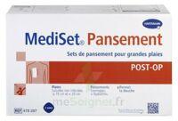 Mediset® Set De Pansement Post Op Avec Coupe-fil Pour Grandes Plaies - Boîte De 3 Soins à ROCHEMAURE