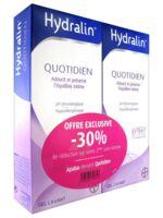 Hydralin Quotidien Gel Lavant Usage Intime 2*400ml à ROCHEMAURE