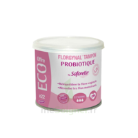 Florgynal Probiotique Tampon Périodique Sans Applicateur Normal B/22 à ROCHEMAURE