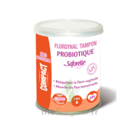 Florgynal Probiotique Tampon Périodique Avec Applicateur Mini B/9 à ROCHEMAURE