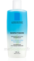Respectissime Lotion Waterproof Démaquillant Yeux 125ml à ROCHEMAURE