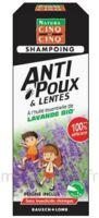 Cinq Sur Cinq Natura Shampooing Anti-poux Lentes Lavande 100ml à ROCHEMAURE