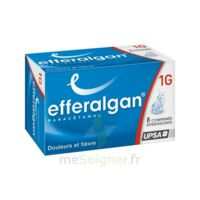 Efferalganmed 1 G Cpr Eff T/8 à ROCHEMAURE