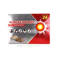 Nurofenplast 200 Mg Emplâtre Médic 4sach à ROCHEMAURE