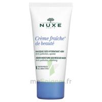 Crème Fraiche® De Beauté - Masque Hydratant 48h Et Anti-pollution50ml à ROCHEMAURE