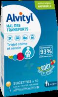 Alvityl Sucette Mal Des Transports B/10 à ROCHEMAURE