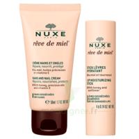 Rêve De Miel Crème Mains Et Ongles + Stick Lèvres Hydratant à ROCHEMAURE