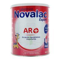 Novalac Expert Ar + 0-6 Mois Lait En Poudre B/800g à ROCHEMAURE