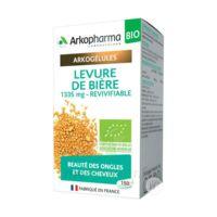 Arkogélules Levure De Bière Revivifiable Bio Gélules Fl/150 à ROCHEMAURE
