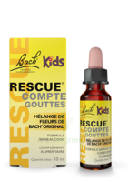 Rescue® Kids Compte-gouttes - 10 Ml à ROCHEMAURE