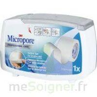 Micropore Sparadrap Microporeux 25mmx5m DÉvidoir à ROCHEMAURE
