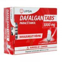 Dafalgantabs 1 G Cpr Pell Plq/8 à ROCHEMAURE