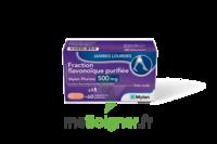 Fraction Flavonoique Mylan Pharma 500mg, Comprimés à ROCHEMAURE