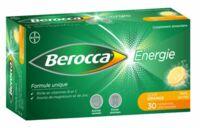 Berocca Energie Comprimés Effervescents Orange B/30 à ROCHEMAURE