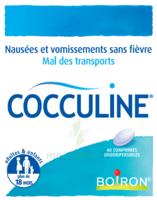 Boiron Cocculine Comprimés Orodispersibles B/40 à ROCHEMAURE